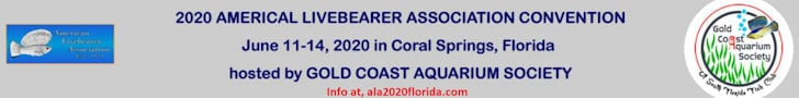 American Livebearers Association Convention 2020